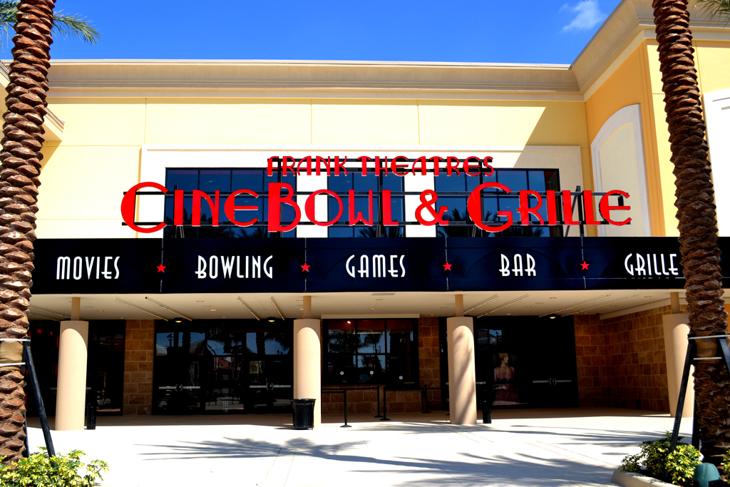 cine bowl and grill